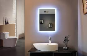 Lighted Mirrors Bathroom by Mirror For Bathroom Insurserviceonline Com