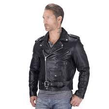 buy biker jacket nomad usa classic leather biker jacket motorcycle house