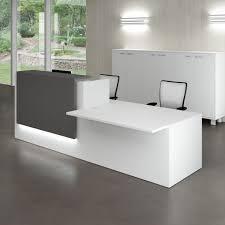Oak Reception Desk Office Contemporary Desks For Office Furniture Laminate