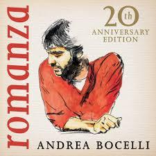 andrea bocelli romanza 20th anniversary edition 20th