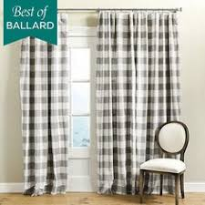 Black Check Curtains Buffalo Check 9 Colors Ecru Curtains Grey Check Curtains Large