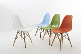Abs Italian Design Tatami Plastic Chair Wood Leg Chairs Asd - Italian design chairs