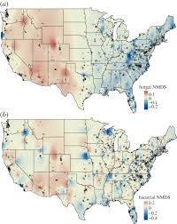 Austin Google Fiber Map by The Ecology Of Microscopic Life In Household Dust Proceedings Of