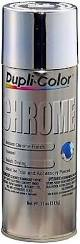 duplicolor cs101 instant chrome metallic 11oz aerosol spray paint