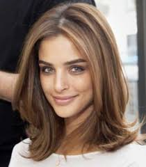 medium length flipped up hairstyles best medium length hairstyles for women