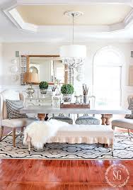 Transitional Dining Rooms Transitional Dining Room Decor Stonegable