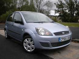 ford fiesta 1 25 style 5dr hatchback manual full s h 12 months