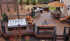 Backyard Deck Design Ideas 32 Wonderful Deck Designs To Make Your Home Extremely Awesome