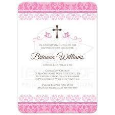 Personalised Christening Invitation Cards Baptism Invitation Wording Bible Verses Baptism Invitations