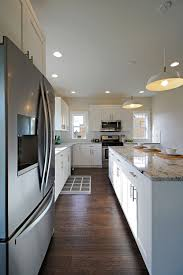 white shaker kitchen cabinets cost l shaped kitchen with white shaker cabinets colonial white