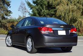 2014 chevrolet cruze 2lt rs road test review carcostcanada