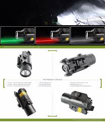 ak 47 laser light combo professional weapon ak 47 green laser designator and light combo