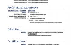 free resume templets free template for a resume gfyork com