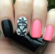 40 palm tree nail art ideas nenuno creative