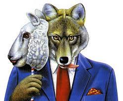 il lupo mascherato