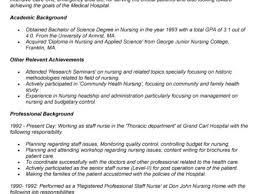 Charge Nurse Job Description Resume Charge Nurse Resume Nursing Healthcare Examples Job