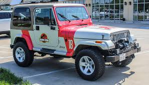 jurassic park jeep graphics gloss vinyl cars pinterest jeeps