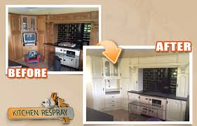 how much does it cost to respray kitchen cabinets what is a kitchen respray kitchen respray