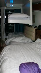 mattress toppers for sofa beds upper bed vs sofa bed on epic cruise critic message board forums