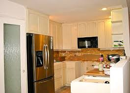 Ceiling Height Cabinets Remodeling Getting Grounded