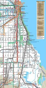 cta line map proposed route map metra electric and cta gray line