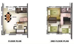 Sample House Floor Plans 2 Storey House Floor Plan Samples House Plan