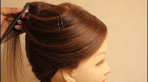 french knot hairstyles by estherkinder youtube
