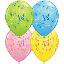 butterfly balloons 12 assorted butterflies 11 balloons