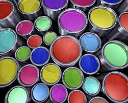 paint colour colour changing paint you control with your smartphone is the future