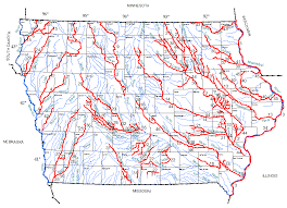 Iowa rivers images Chronology of iowa flood profile reports usgs iowa water science png