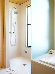 Shower Curtains For Glass Showers Shower Curtains For Glass Showers Bathroom Shower Design Ideas