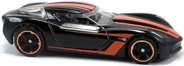 hotwheels corvette stingray 09 corvette stingray concept 70mm 2010 wheels newsletter