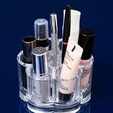 bathroom clear acrylic deco cosmetic nail polish drawer bathroom