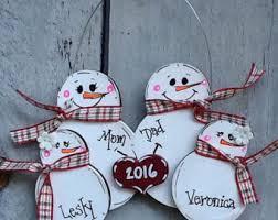 family ornaments etsy