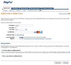 how to put a check on a prepaid card withdraw paypal funds into visa credit debit or prepaid cards e