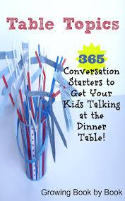 best 25 table topics ideas on pinterest conversation ideas