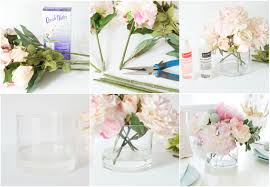 Artificial Flower Decorations For Home Diy Faux Water For Artificial Flowers