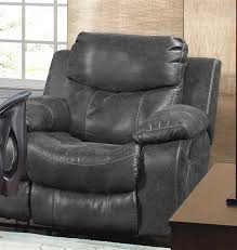 leather swivel glider recliner by catnapper 4310 5