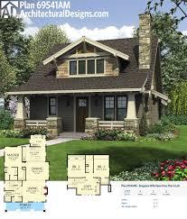 small bungalow house plans plan 69541am bungalow with open floor plan loft bungalow