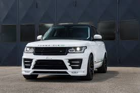 land rover vogue 2015 lumma design to show range rover vogue clr sr at goodwood