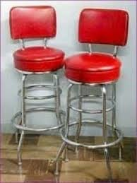 red vinyl bar stools foter