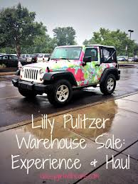 lilly pulitzer warehouse sale lilly pulitzer warehouse sale experience haul