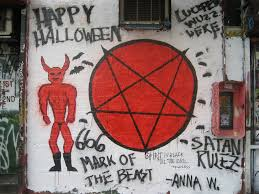 satanic mural on the wall of mars bar on 2nd avenue on oct flickr satanic mural on the wall of mars bar by sliceofnyc