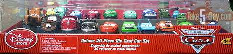 disney pixar cars disney stores 20 cars winners