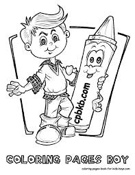 free coloring pages of child to go to coloring home