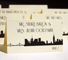 Handmade In Nyc - shanna michele designs product feature new york city wedding theme