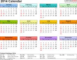 month calendar template 2014 28 images free 2014 calendar