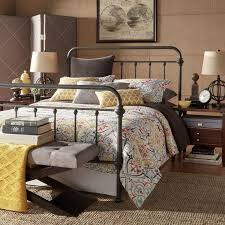 best 25 king metal bed frame ideas on pinterest victorian beds