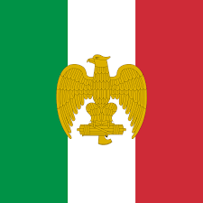 Itlaly Flag File Flag Of Fascist Italy Army Fictional Svg Wikimedia Commons