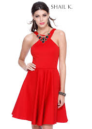 shail k 4014 sophisticated cocktail dress simple cocktail dress